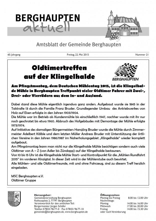 Titelseite ANB KW21