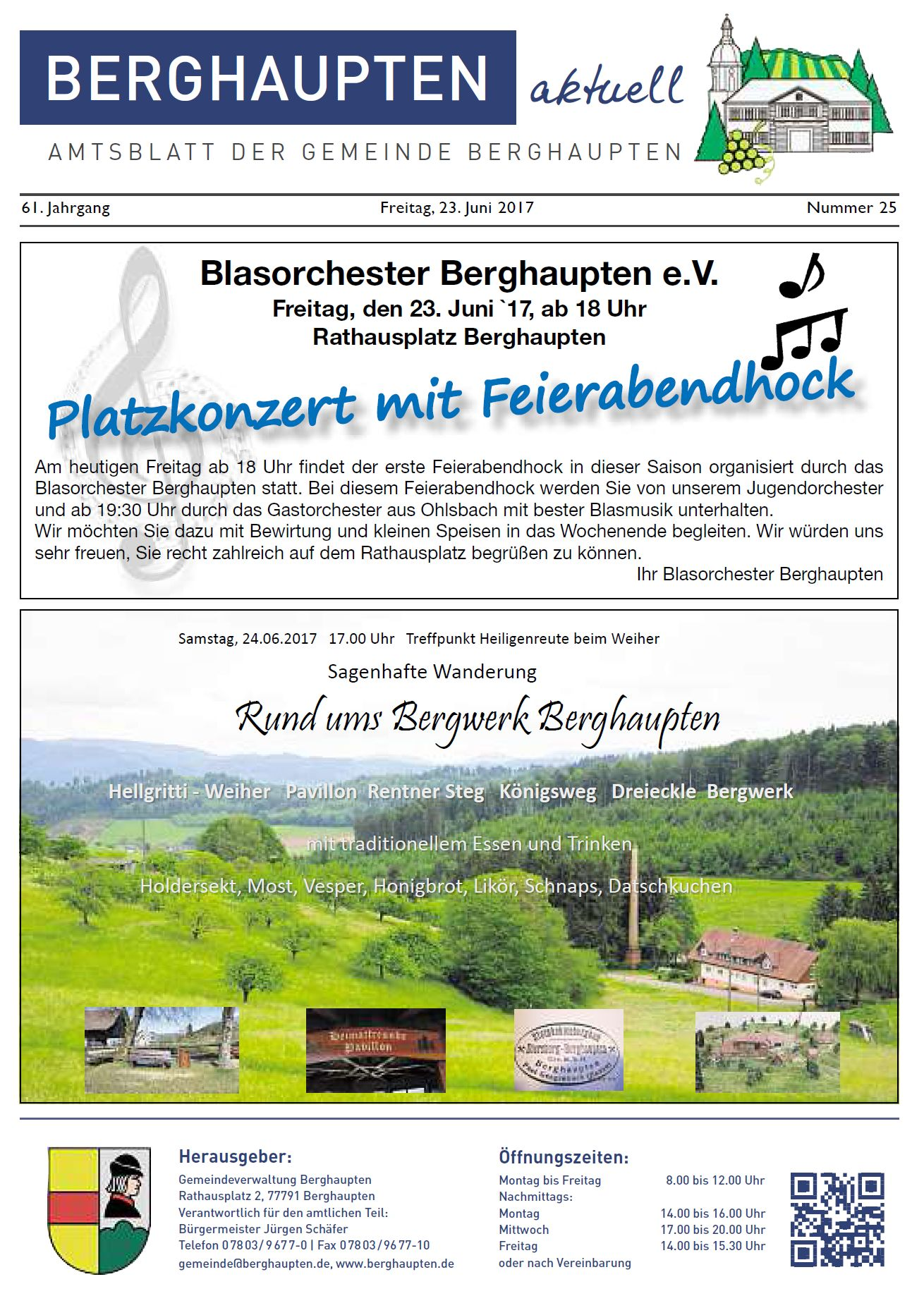 Amtsblatt 2017 KW 25