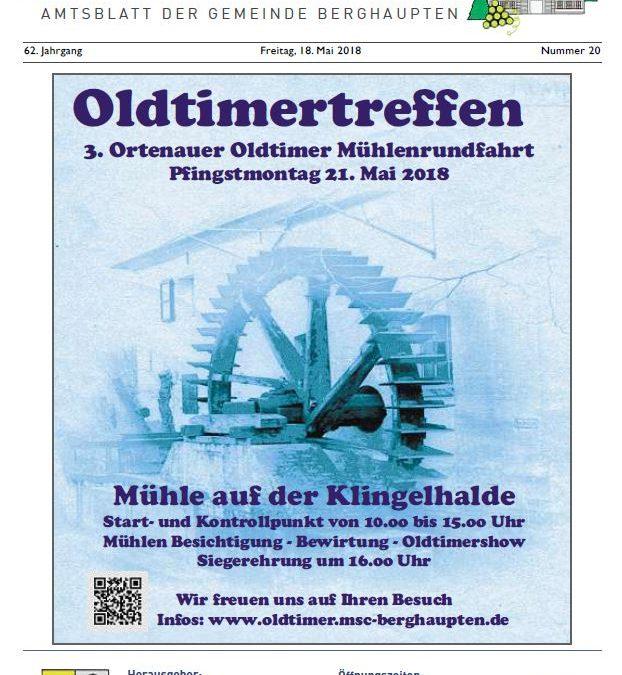 Amtsblatt 2018 KW 20