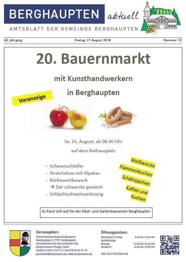 Amtsblatt 2018 KW 33