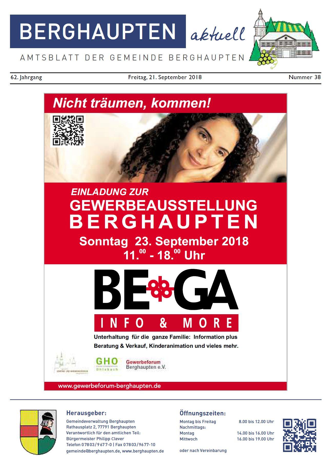 Amtsblatt 2018 KW 38
