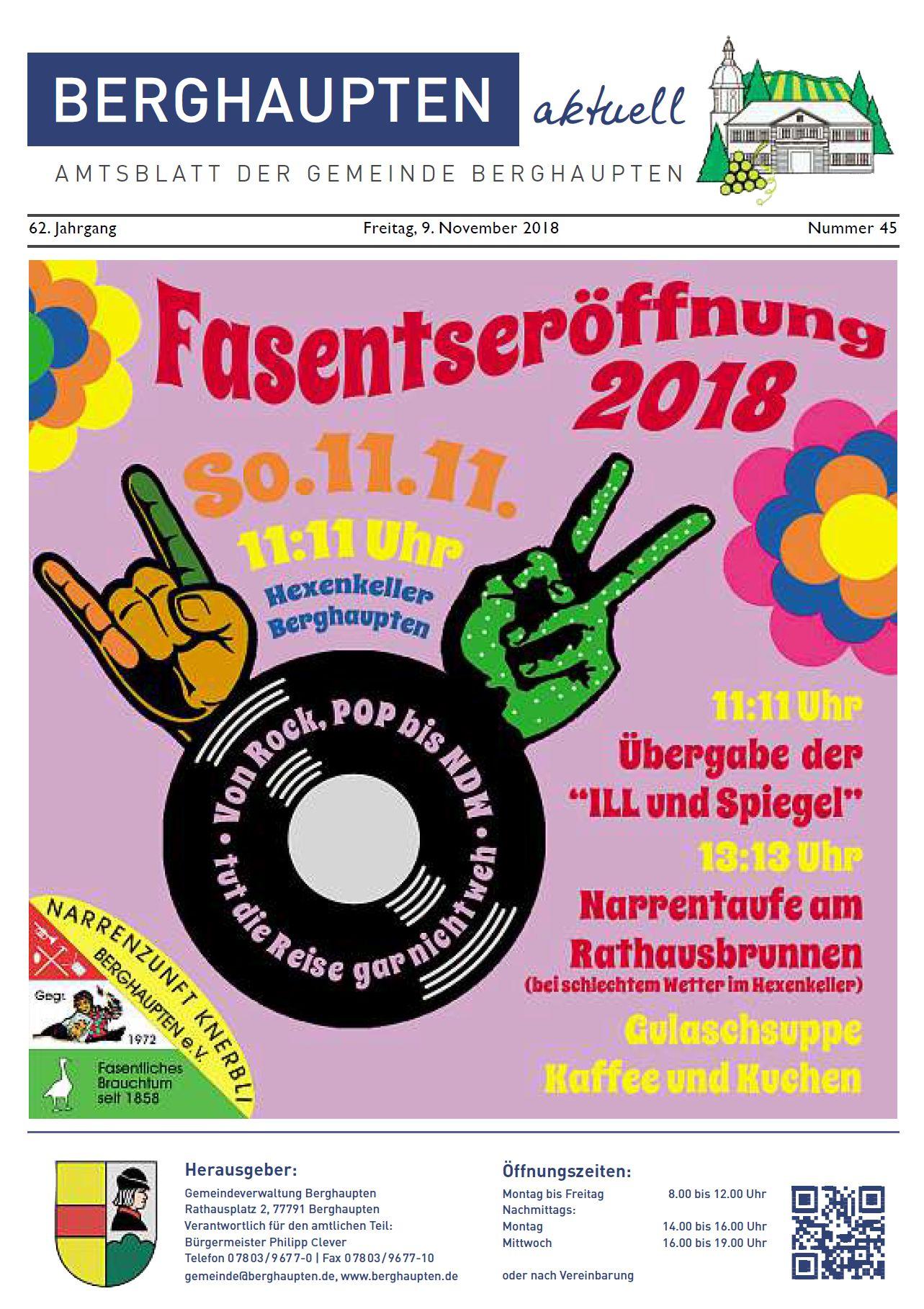Amtsblatt 2018 KW45