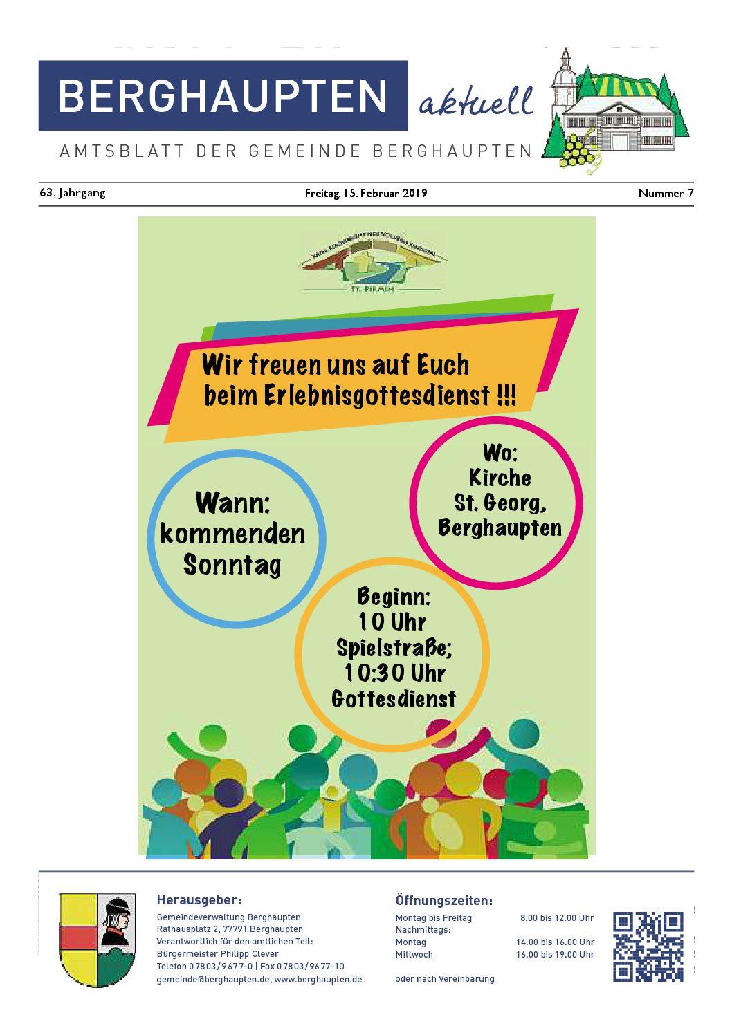 Amtsblatt 2019 KW 07