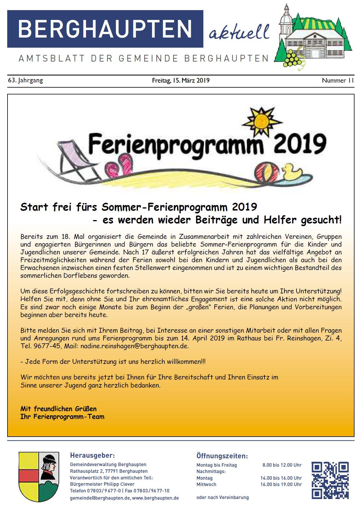 Amtsblatt 2019 KW 11