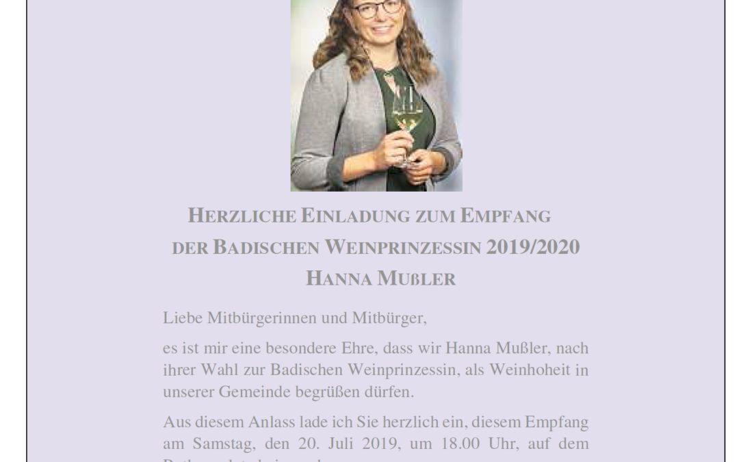 Amtsblatt 2019 KW 29