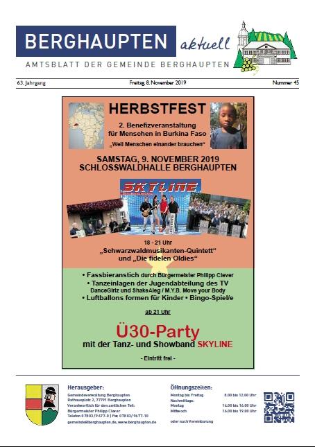 Amtsblatt 2019 KW 45