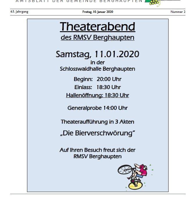 Amtsblatt 2020 KW 02