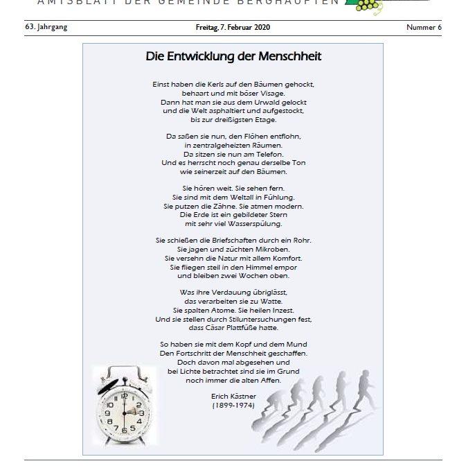 Amtsblatt 2020 KW 06