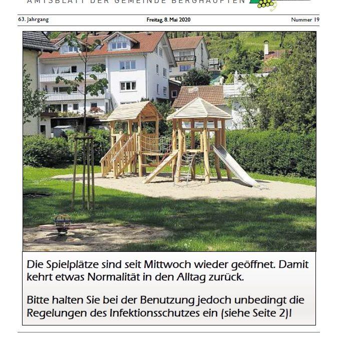 Amtsblatt 2020 KW 19