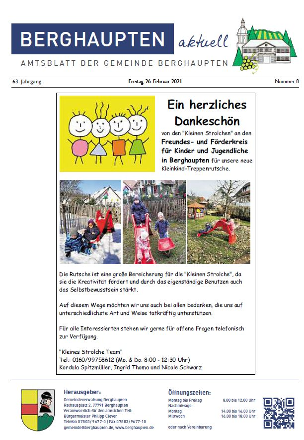 Amtsblatt KW 08