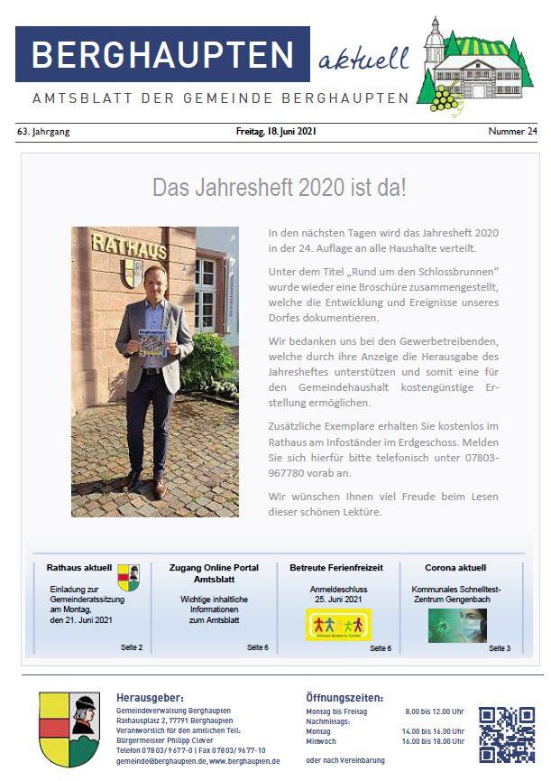 Amtsblatt 2021 KW 24