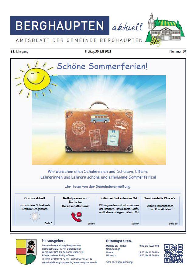 Amtsblatt 2021 KW 30