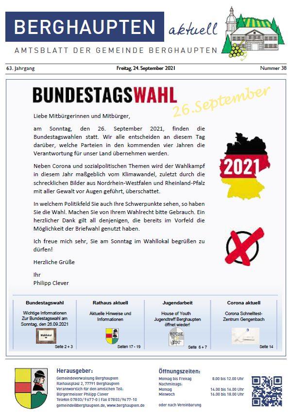 Amtsblatt 2021 KW 38